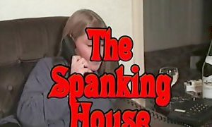The Spanking House - Alison