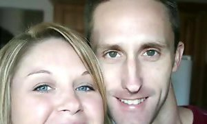 Hubby coaxes wifey into Cuckolding with BBC