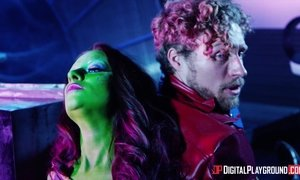 Guardians Of The Galaxy parody with Cassidy and Michael